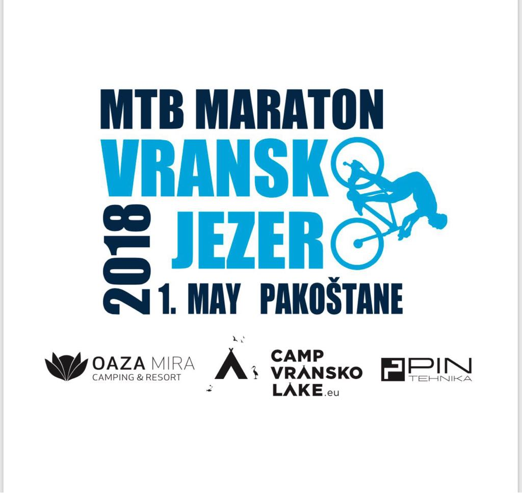 Recreational MTB ''Marathon Vransko lake'' Pakoštane