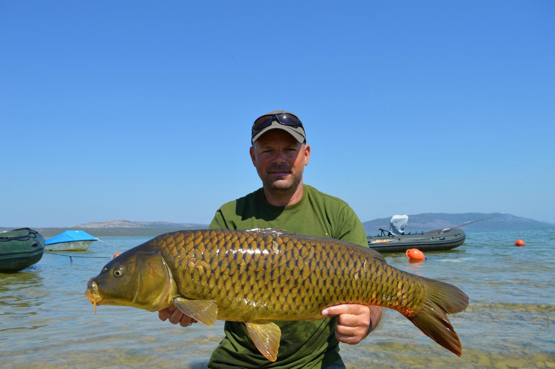 FISHING SEASON 2019 ON VRANSKO LAKE