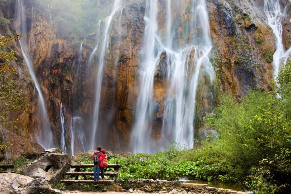 CAMPING NEAR PARKS IN CROATIA