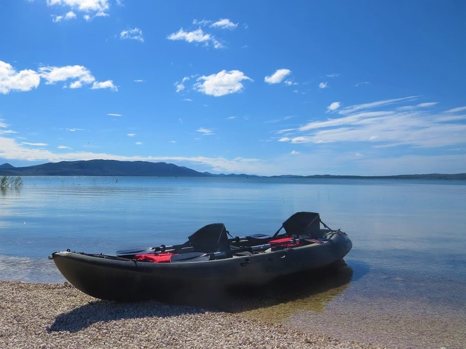 FREE KAYAKS AND BIKES - SPORTS PACKAGE - CAMP VRANSKO LAKE