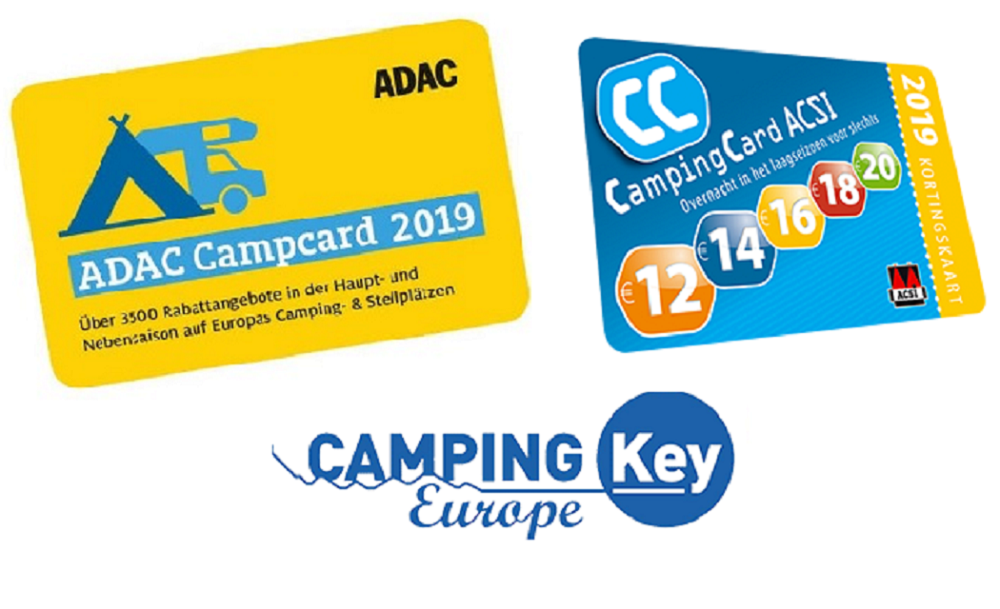 CAMPING CARD 2020 SPECIAL OFFER