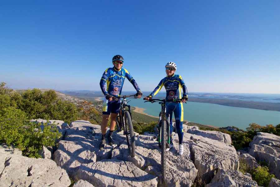 "Recreational MTB ""Marathon Vransko Lake 2019"" - Pakoštane"