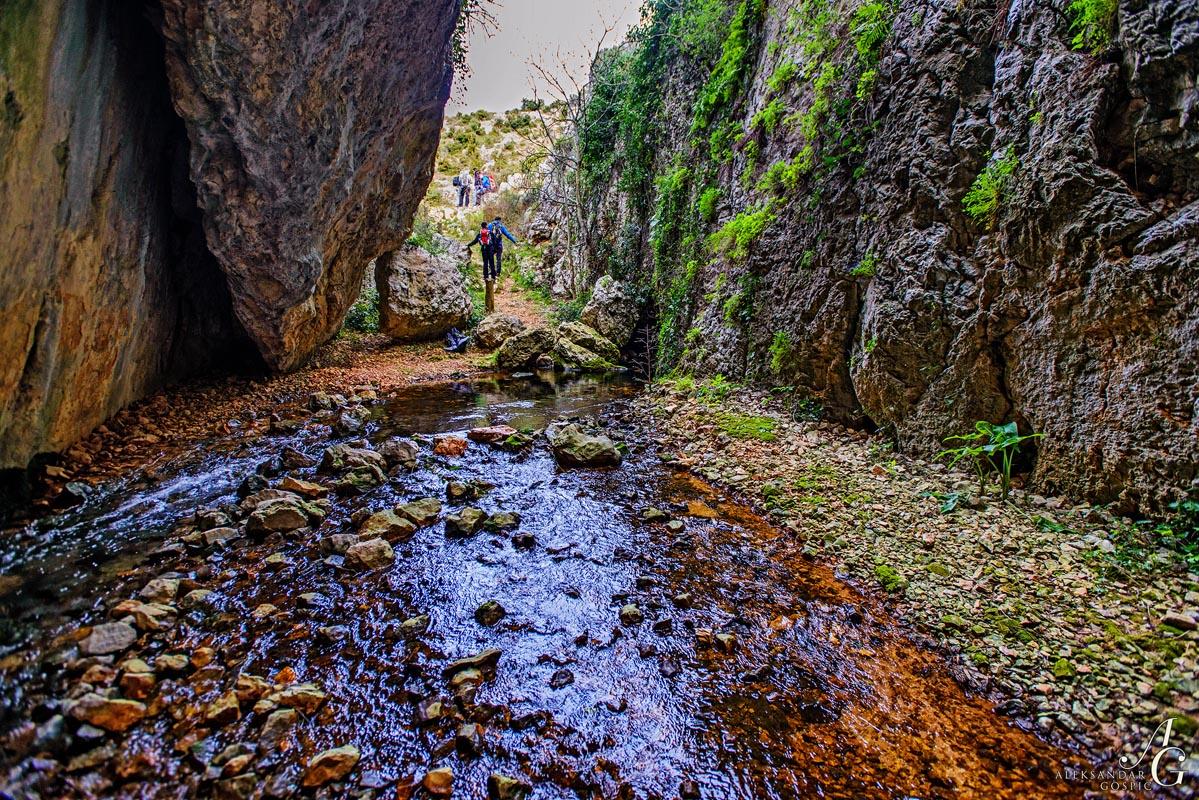 Wasserquelle Pećina